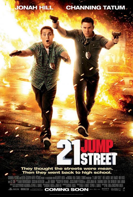 21 Jump Street Poster #3