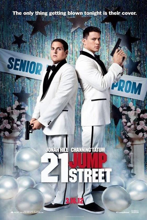 21 Jump Street Poster #1
