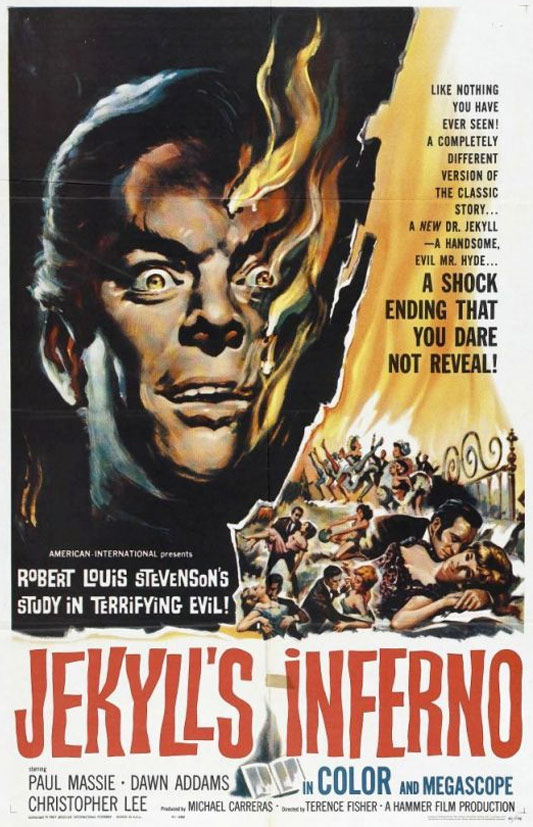 The Two Faces of Dr. Jekyll Poster #1