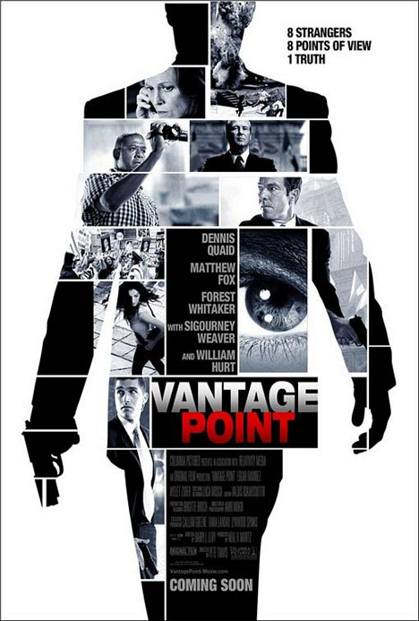 Vantage Point Poster #1