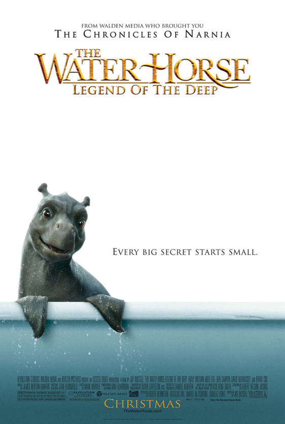 The Water Horse: Legend of the Deep Poster #2