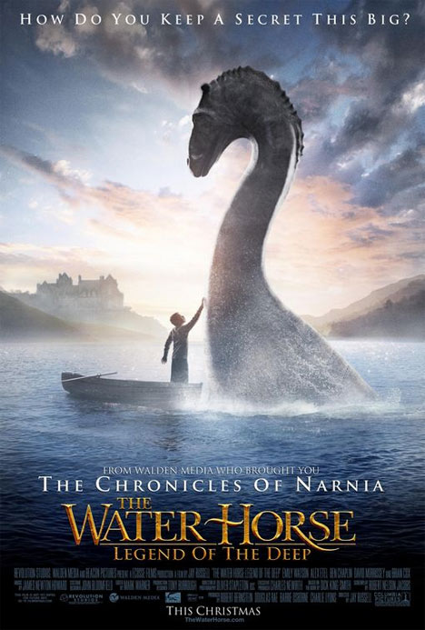 The Water Horse: Legend of the Deep Poster #1