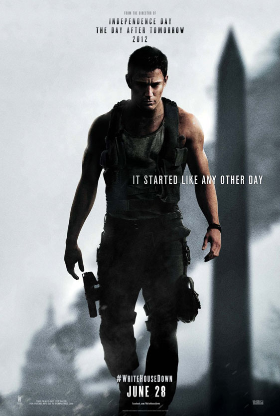 White House Down Poster #4