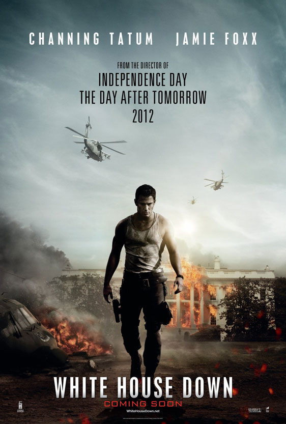 White House Down Poster #5