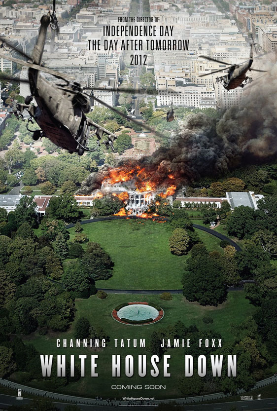 White House Down Poster #6