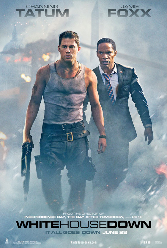 White House Down Poster #7