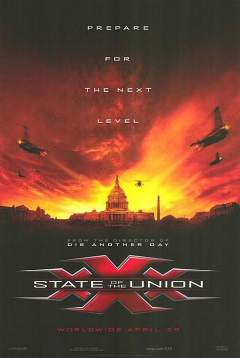 xXx: State of the Union Poster #1