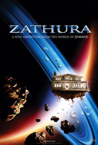 Zathura Poster #1