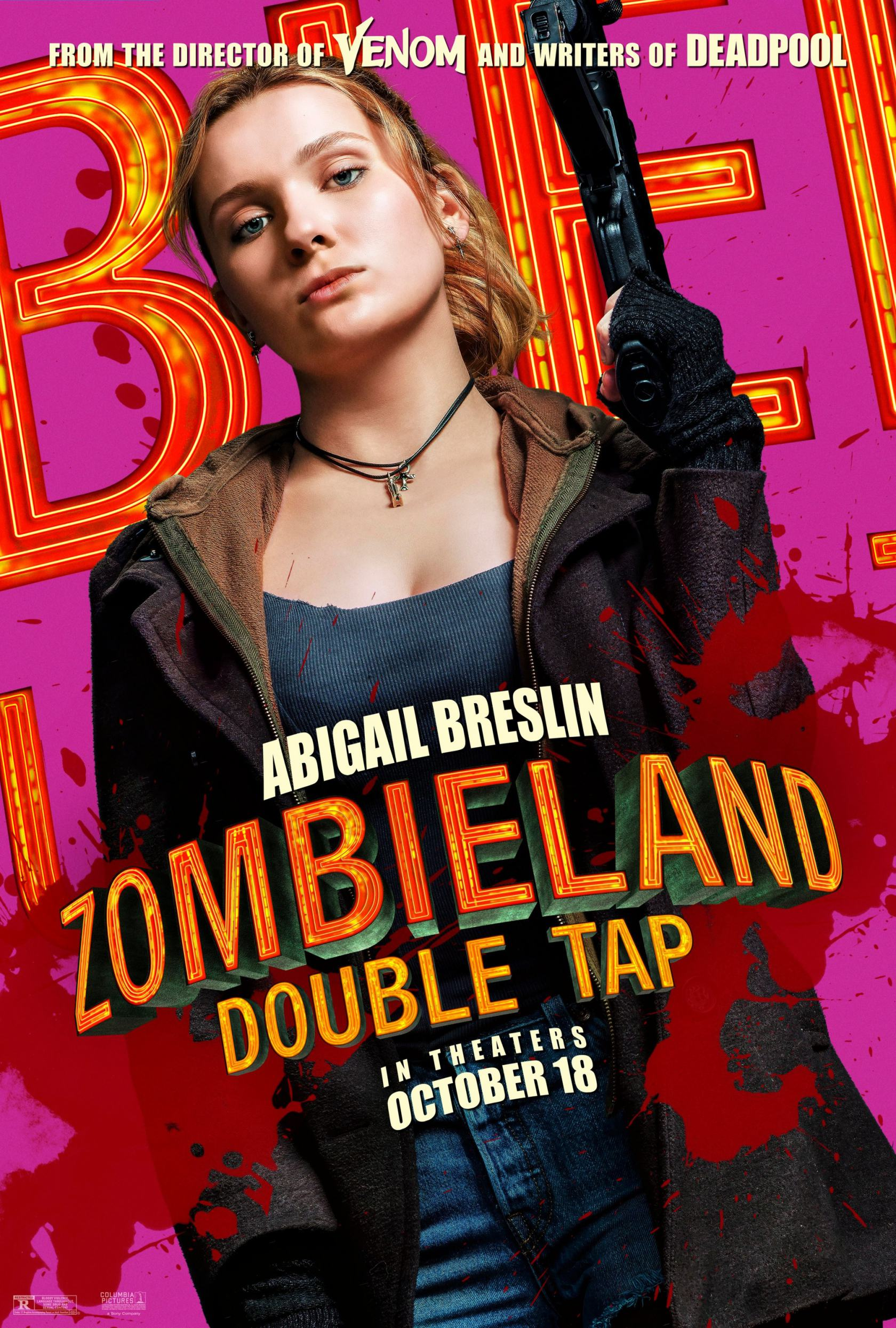 Zombieland Double Tap 2019 Poster 2 Trailer Addict