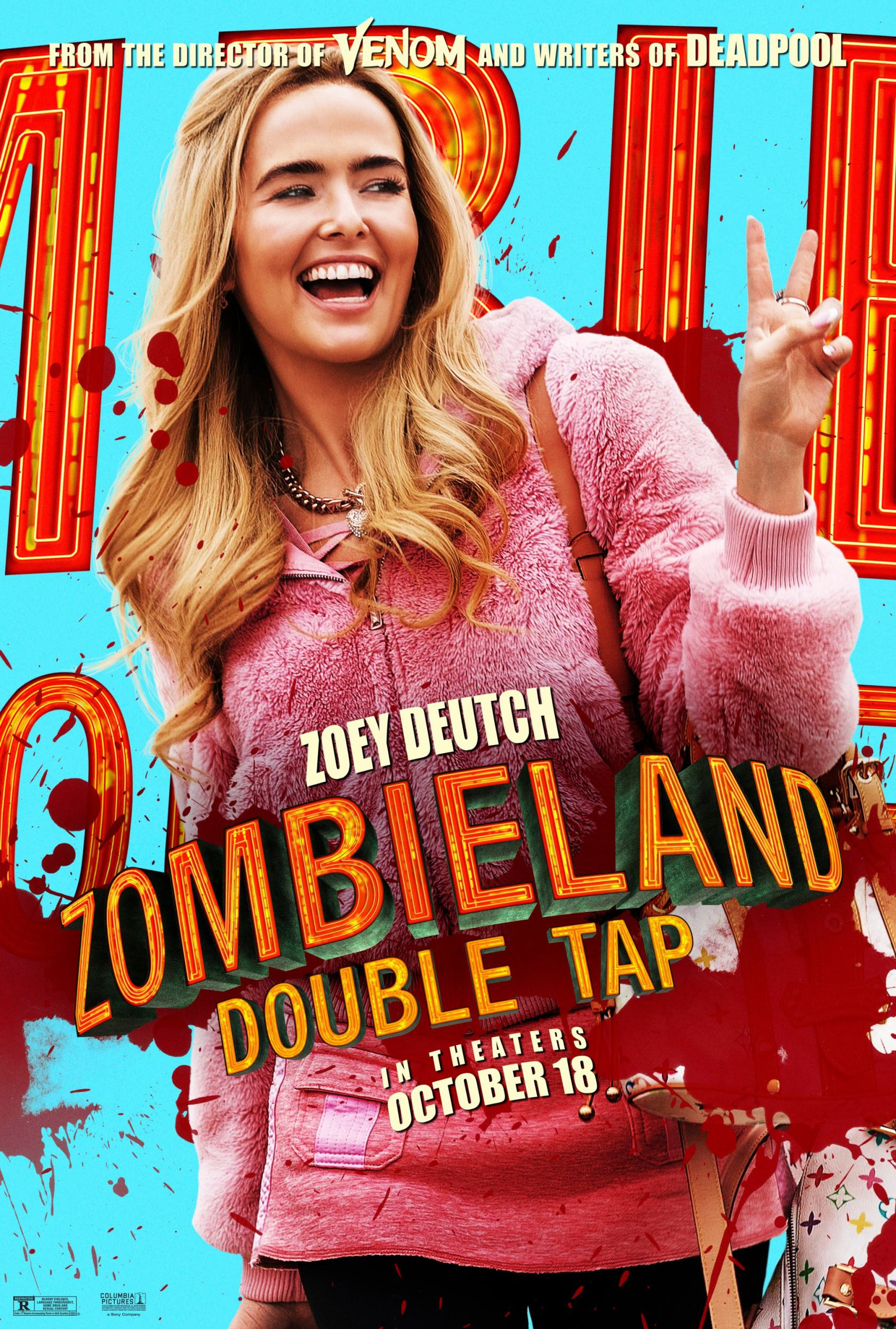 Zombieland: Double Tap Poster #6
