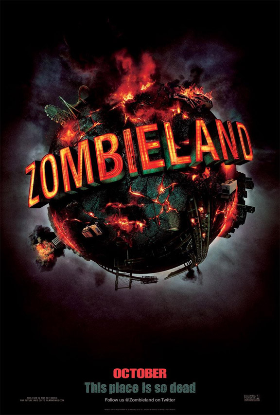 Zombieland Poster #1