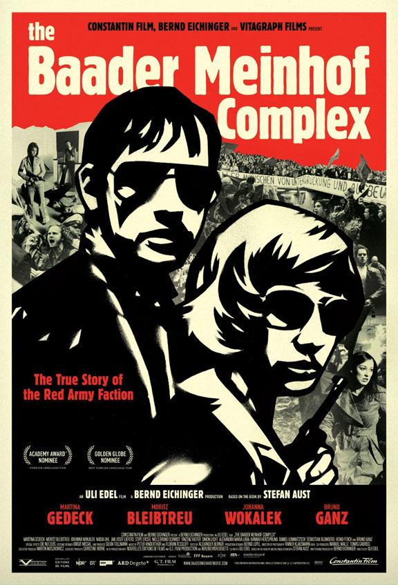 The Baader Meinhof Complex Poster #2