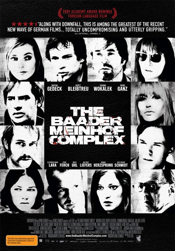 The Baader Meinhof Complex Poster #1