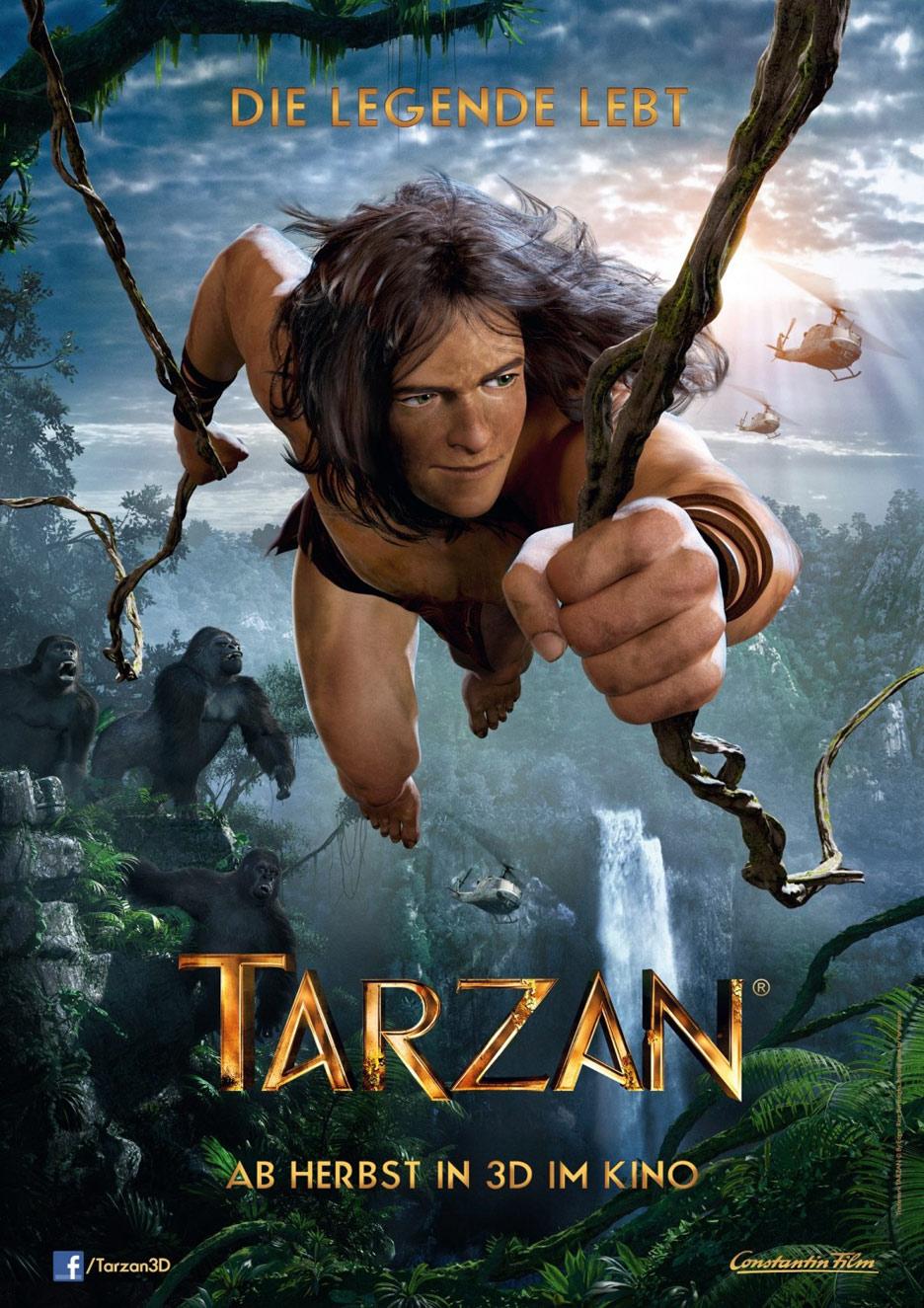 Tarzan Poster #2