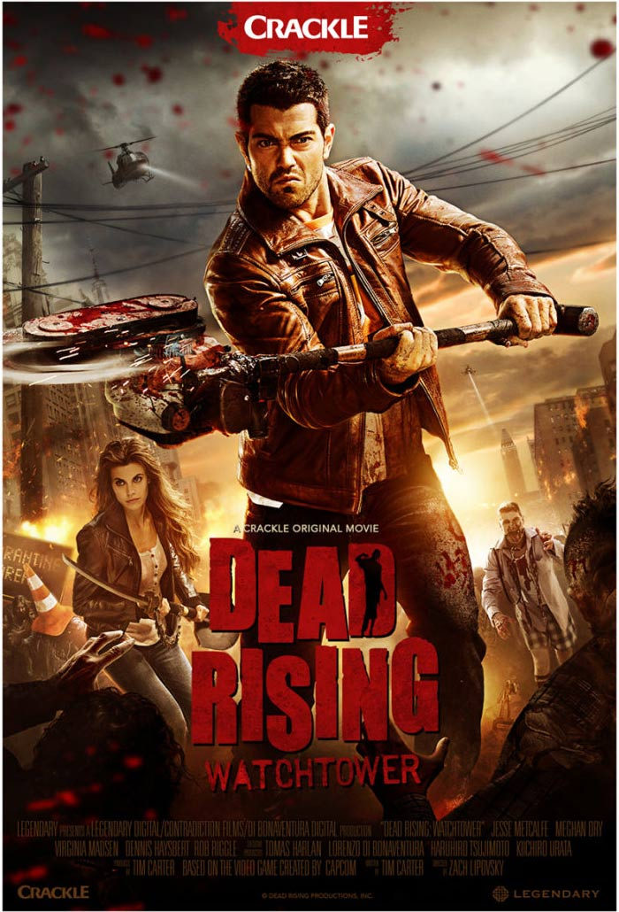 Dead Rising: Watchtower Poster #1
