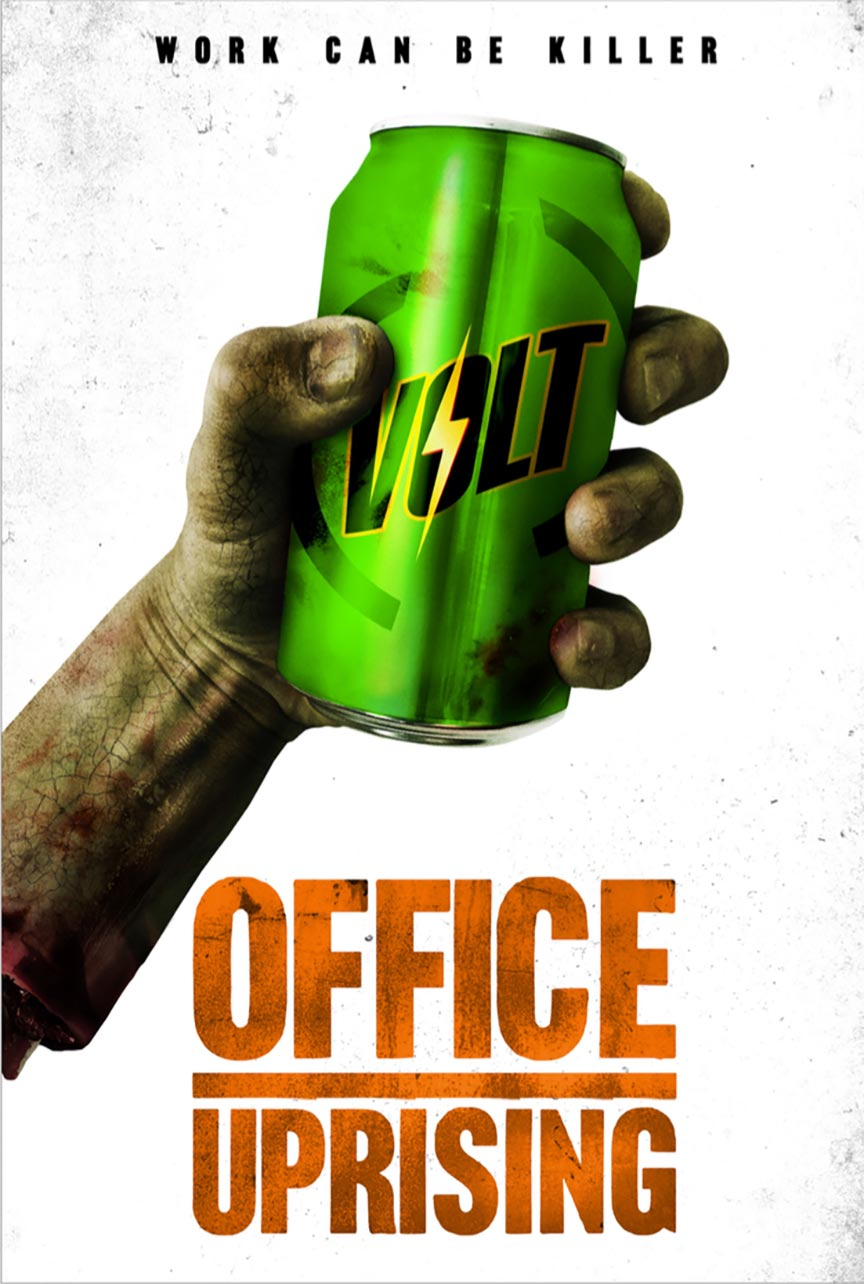Office Uprising Poster #1