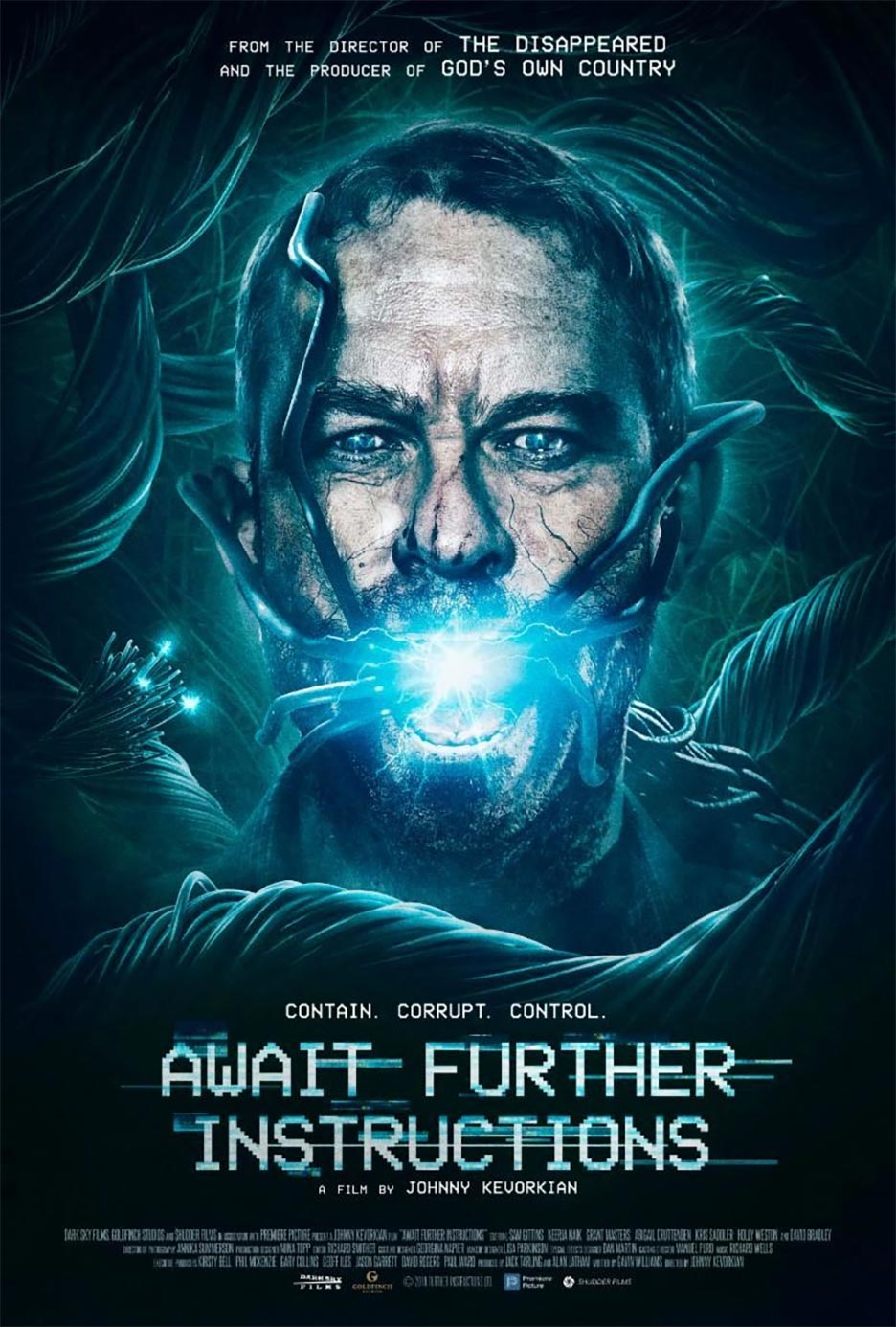 Await Further Instructions Poster #1