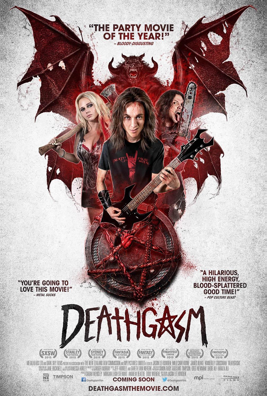 Deathgasm Poster #2