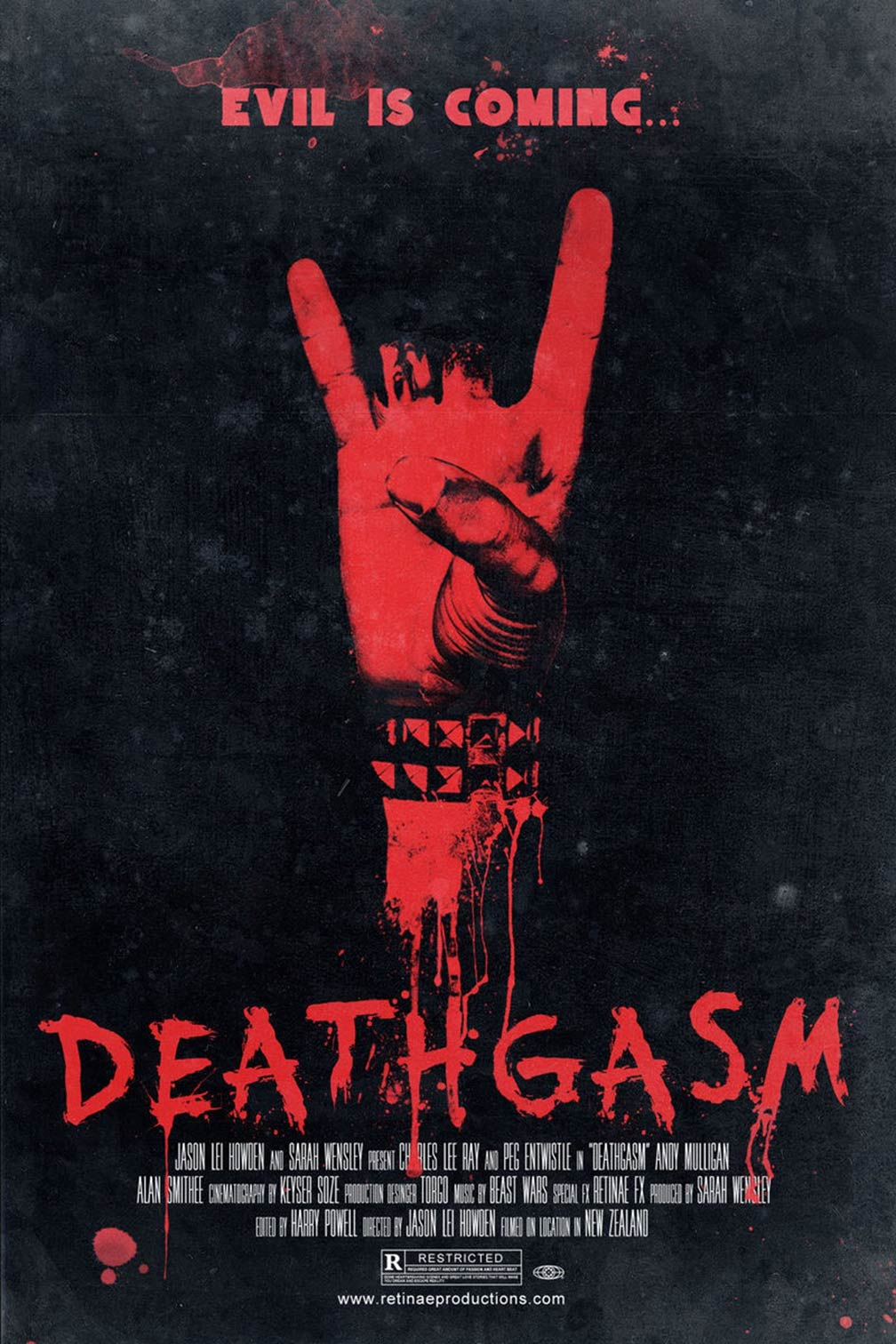 Deathgasm Poster #1