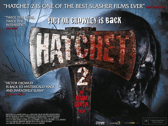 Hatchet 2 Poster #3