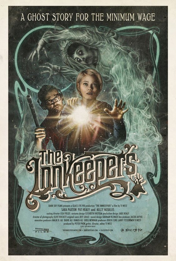 The Innkeepers Poster #1