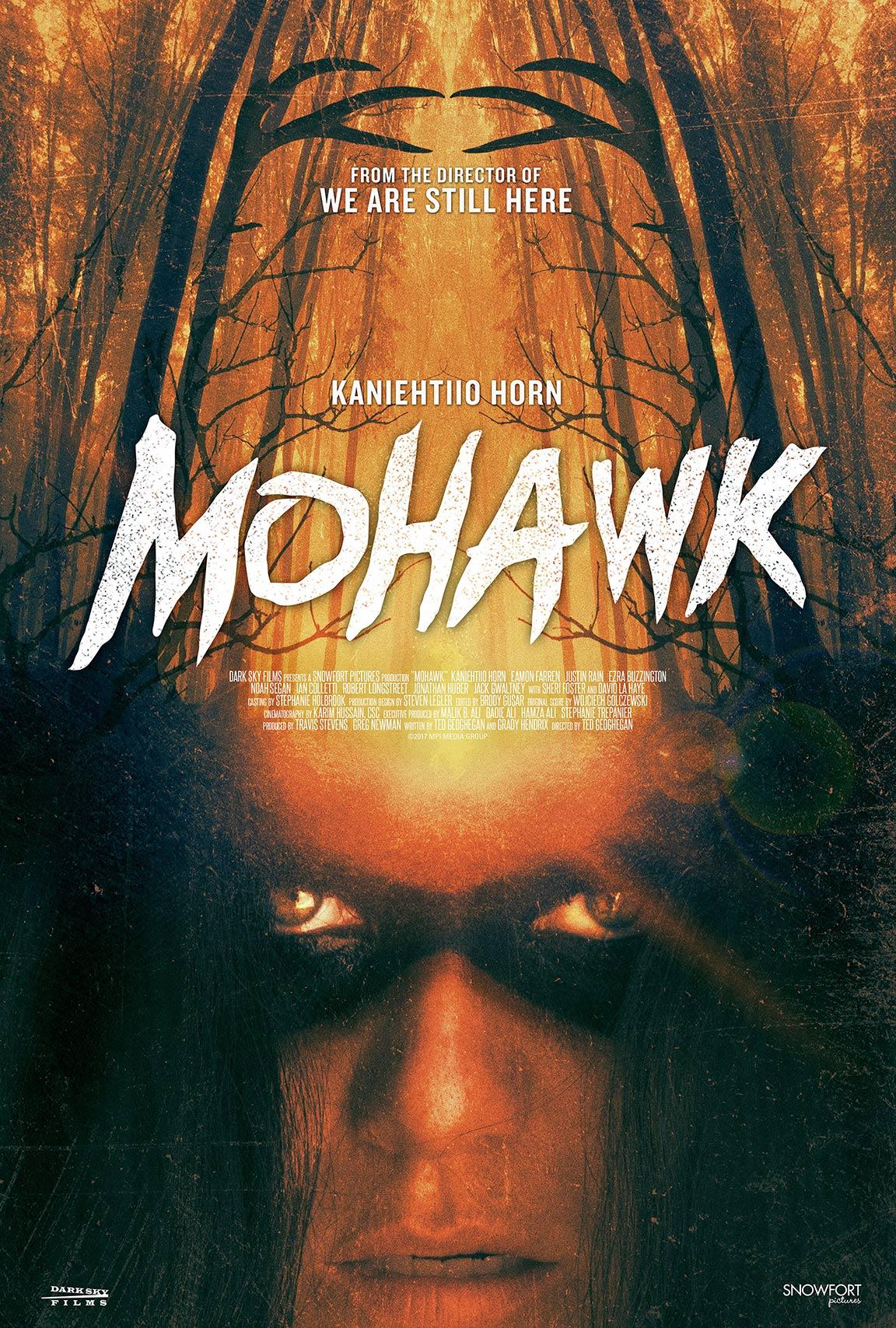 Mohawk Poster #1