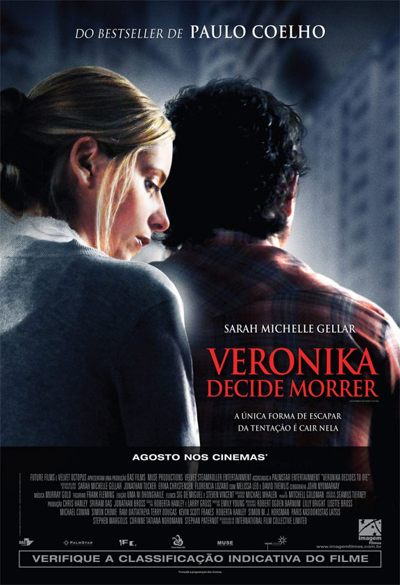 Veronika Decides to Die Poster #1