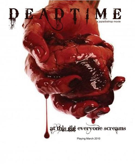 DeadTime Poster #2