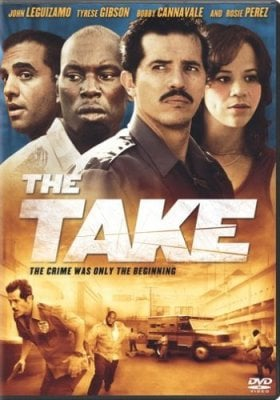 The Take Poster #1