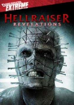 Hellraiser: Revelations Poster #1