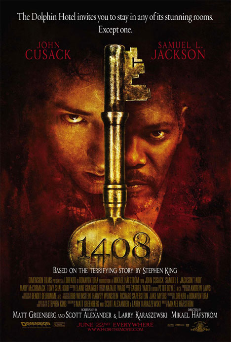1408 Poster #1