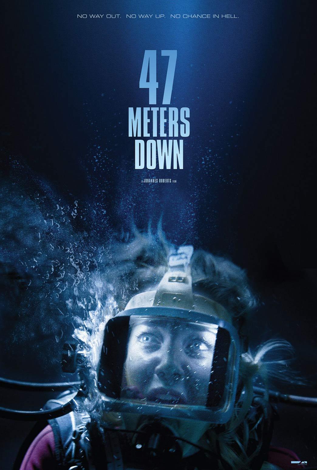 47 Meters Down Poster #3