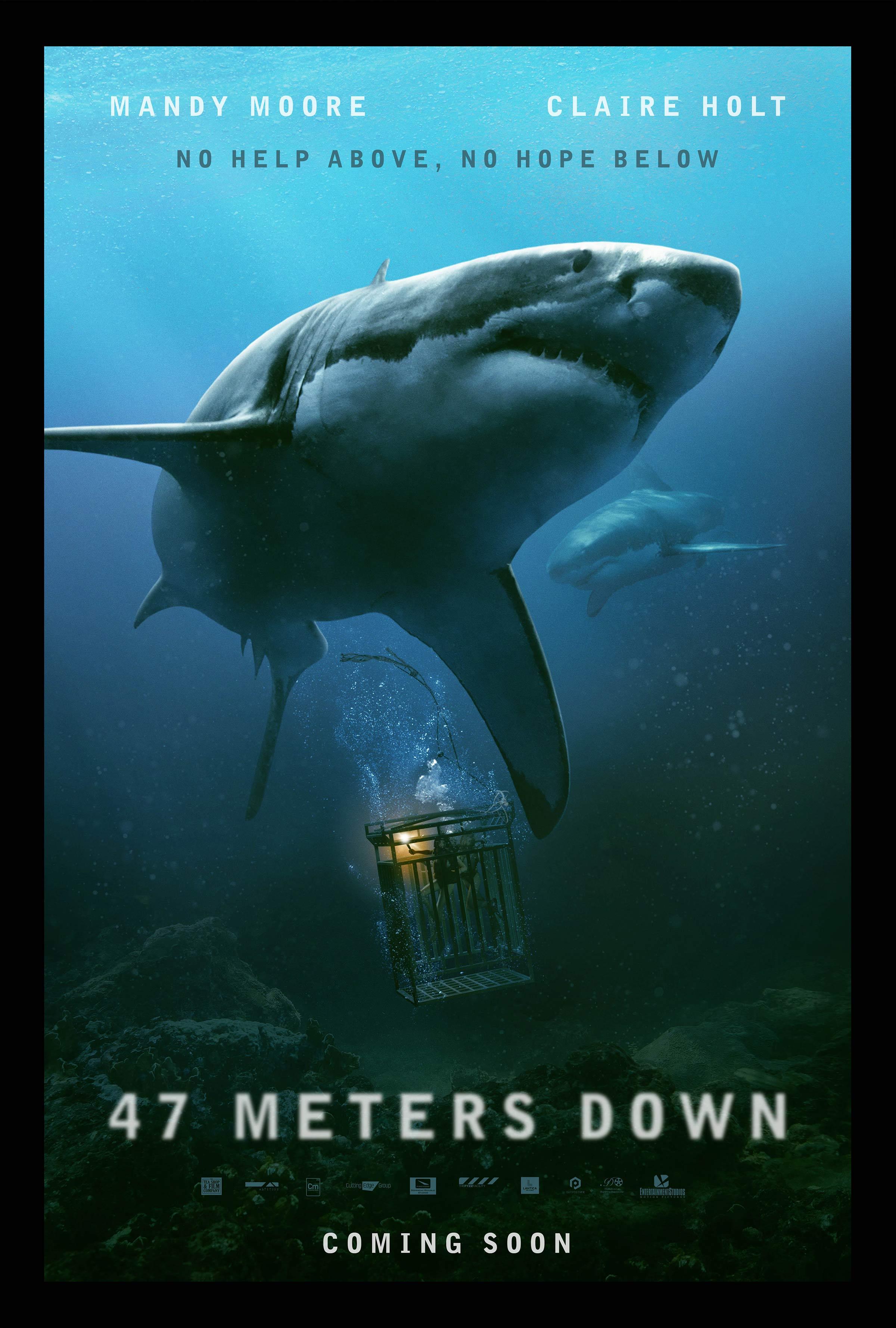 47 Meters Down Poster #1