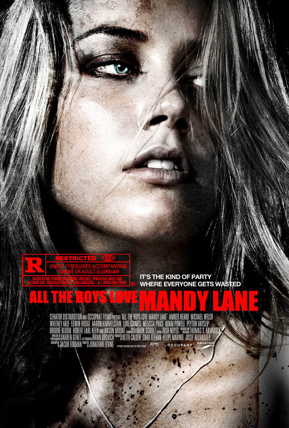 All the Boys Love Mandy Lane Poster #4