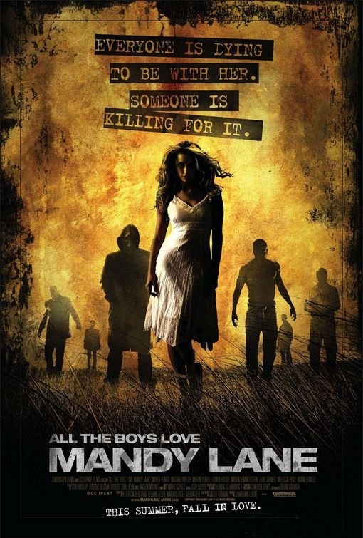 All the Boys Love Mandy Lane Poster #1