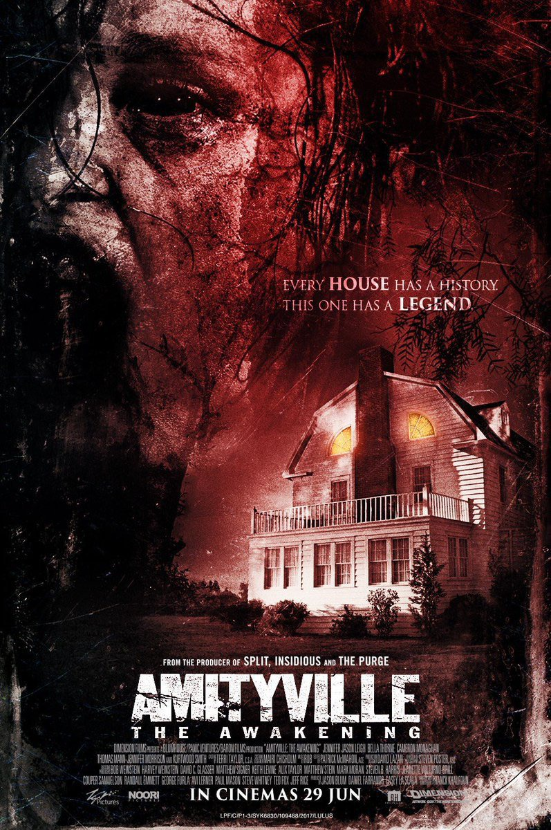 Amityville: The Awakening Poster #4