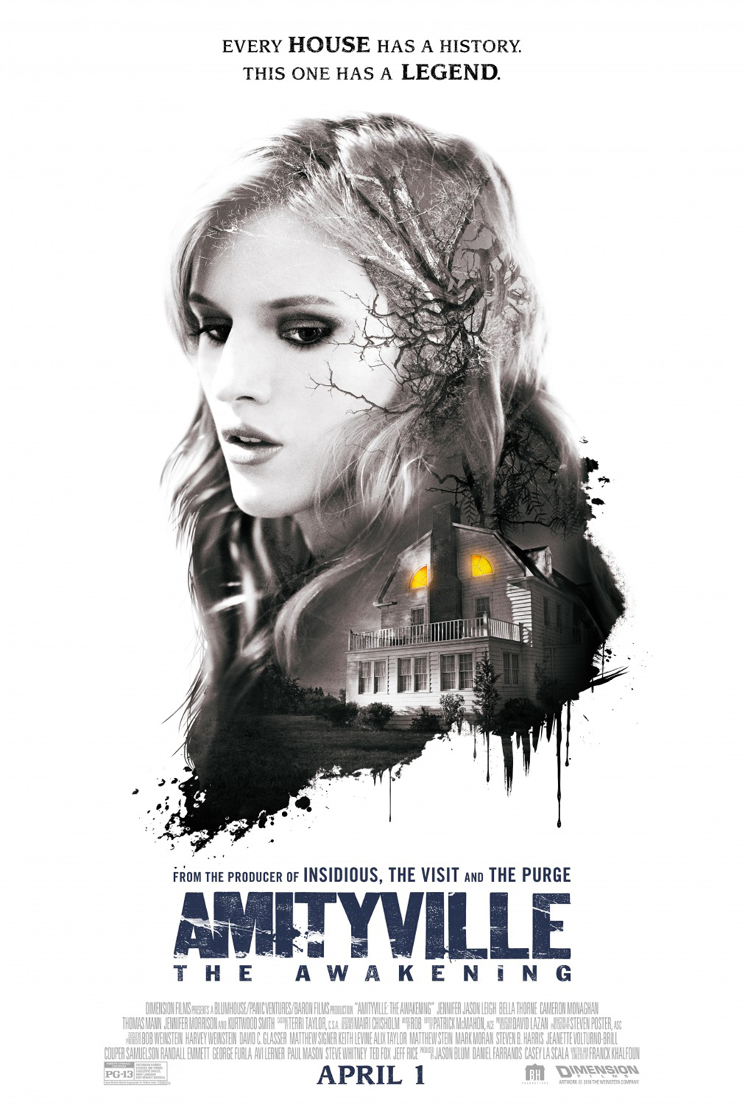 Amityville: The Awakening Poster #1