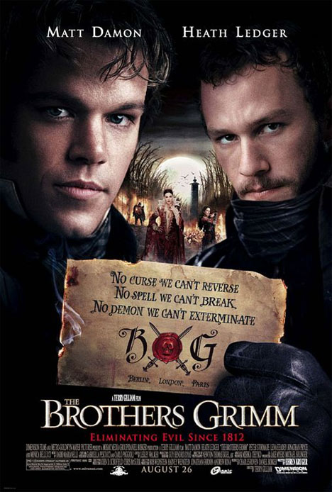 The Brothers Grimm Poster #1