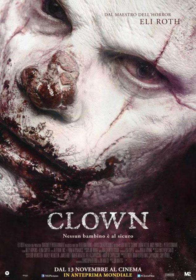 Clown Poster #1