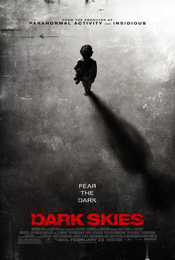 Dark Skies Poster #5