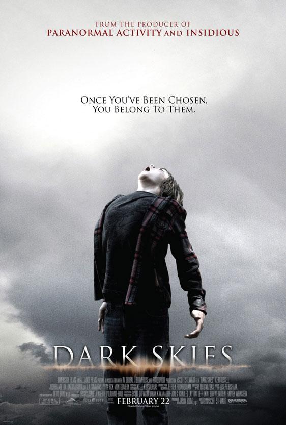 Dark Skies Poster #1
