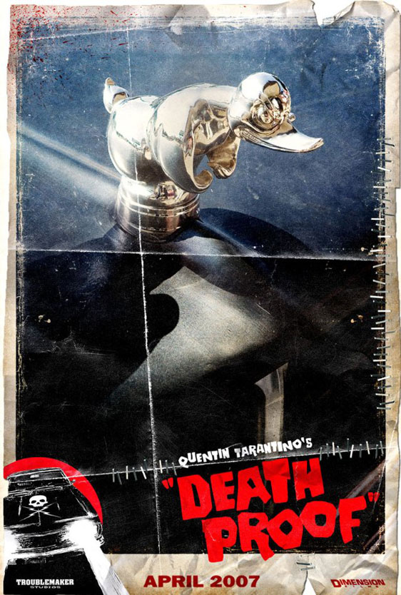 Death Proof Poster #1