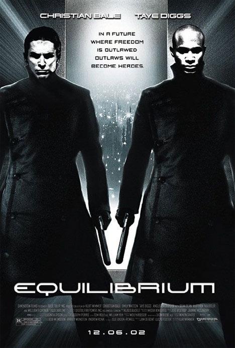 Equilibrium Poster #1