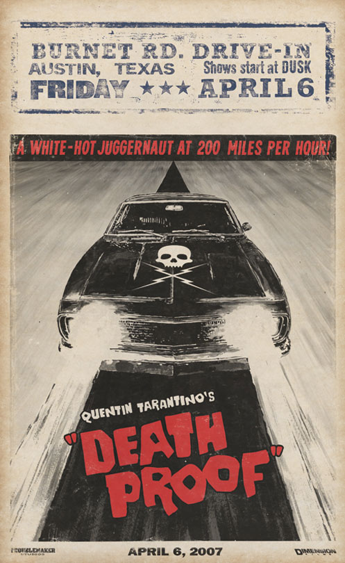 Grindhouse Poster #3