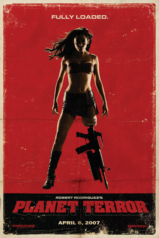 Grindhouse Poster #4