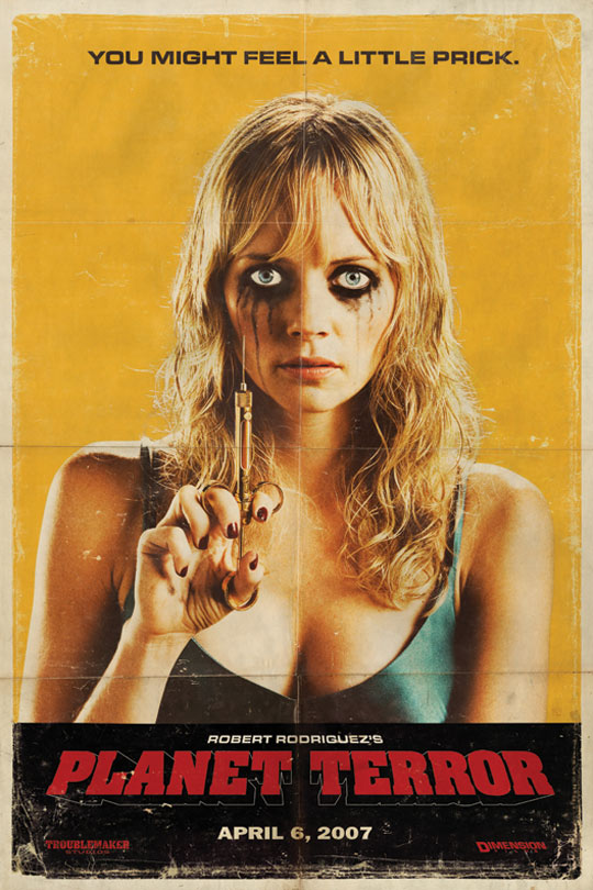 Grindhouse Poster #5