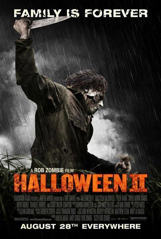Halloween II Poster #4