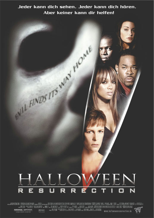 Halloween: Resurrection Poster #1