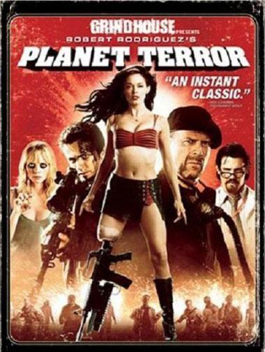 Planet Terror Poster #1