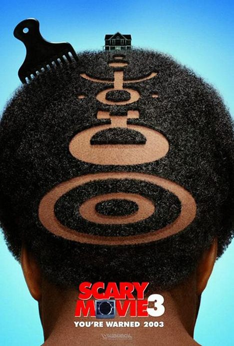 Scary Movie 3 Poster #1